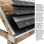 layer of roofing