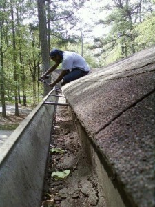 gutter repair company local affordable