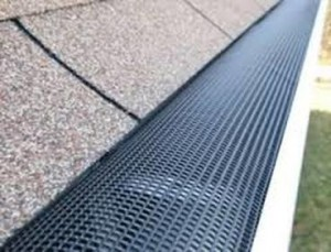 gutter screen installation gutter screens